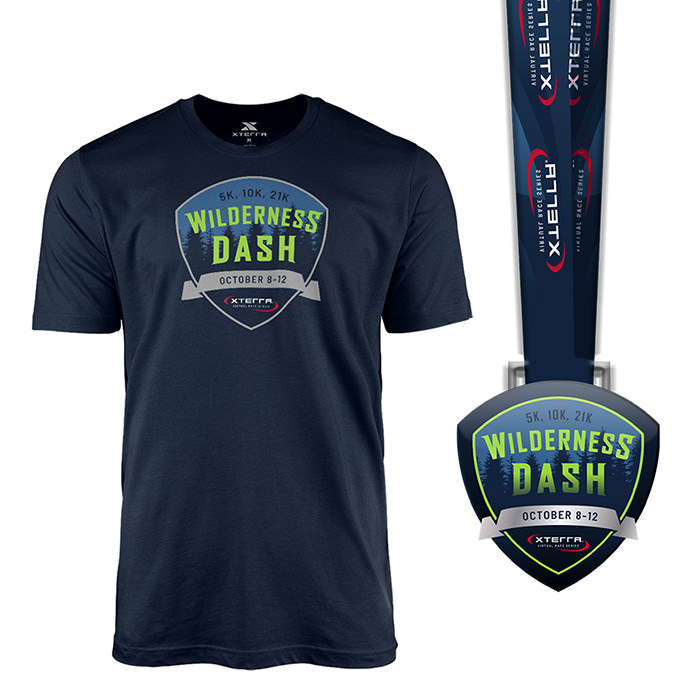 XTERRA Winderness Dash Merchandise