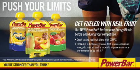 PowerBar - Push Your Limits