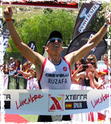 Ruben Ruzafa Wins XTERRA Spain