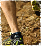 XTERRA Footwear in Action